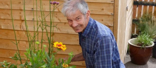 Oh Crumbs! Café in Bridport Creates Garden